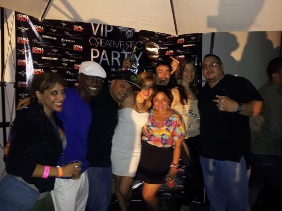 VIP Creative Rec Party