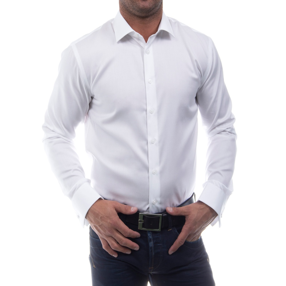 ccc226480ca11 El armario ideal  La camisa blanca